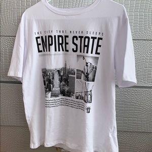 Fashion nova Empire State Building shirt
